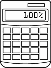 Fat Fingers - Calculator 100%